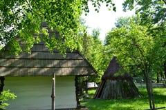 Refugio plegable Foto de archivo