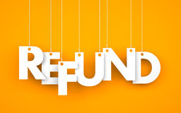 Refund Royalty Free Stock Image