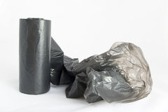 Refuse bags. Stock Image