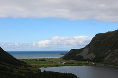 Refvik, Norway Stock Images