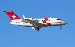 REGA Air Ambulance Stock Photos