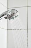 Regadera de la ducha Foto de archivo libre de regalías