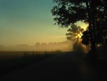 Regain de matin Image stock