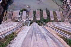 The Regajo reservoir Stock Photo