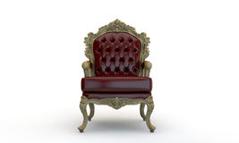 Regal armchair Royalty Free Stock Photos