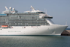 Regal Princess Royalty Free Stock Photo