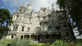 Regaleira pałac Sintra zbiory wideo
