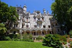 Regaleira Palace Royalty Free Stock Photo