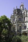 Regaleira Palast in Sintra Portugal Stockbild