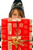Regali dei regali dei regali Immagini Stock