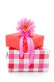Regali di compleanno Immagine Stock