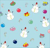 Regali di Natale - tutto l'intorno Fotografie Stock