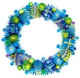 Regali oceanici della corona Immagine Stock Libera da Diritti