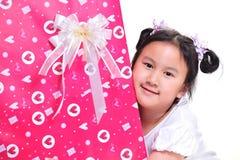 regalo Fotografia Stock