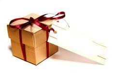 Regalo foto de archivo libre de regalías