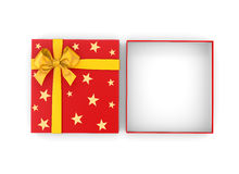Regalo Fotos de archivo libres de regalías