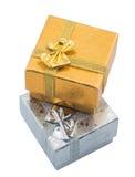 Regalo Boxes Fotografia Stock