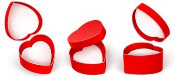 Regalo Boxes Vettore Immagine Stock
