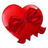 Regalo cardiaco Fotografia Stock