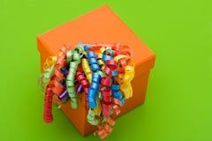 Regalo Colourful fotografia stock libera da diritti