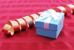 Regalo de día de fiesta imágenes de archivo libres de regalías