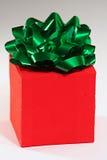 Regalo de día de fiesta Imagen de archivo libre de regalías