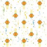 Regalo de Diwali Stock de ilustración