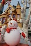 Regalo de la Navidad Fotografía de archivo libre de regalías