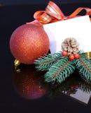 Regalo 2015 de la Navidad Imágenes de archivo libres de regalías
