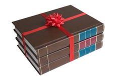 Regalo de libros Imagen de archivo libre de regalías