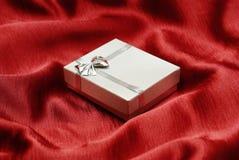 Regalo de lujo Fotografía de archivo libre de regalías