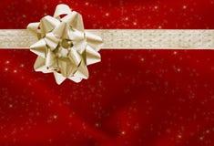 Regalo de Navidad Fotografía de archivo
