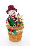 Regalo de Navidad Imagen de archivo