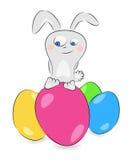 Regalo de Pascua stock de ilustración
