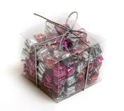 Regalo de regalos Imagen de archivo libre de regalías