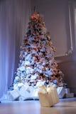 Regalo del Año Nuevo Fotos de archivo libres de regalías