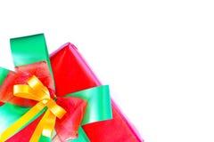 Regalo del arco imagen de archivo libre de regalías