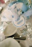 Regalo del bebé Foto de archivo libre de regalías