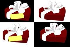Regalo del cuore royalty illustrazione gratis