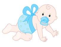 Regalo del neonato illustrazione di stock