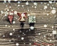 Regalo del ` s del Año Nuevo para su amado Fotos de archivo