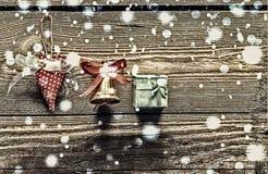 Regalo del ` s del Año Nuevo para su amado Foto de archivo libre de regalías