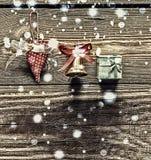 Regalo del ` s del Año Nuevo para su amado Imagen de archivo