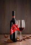 Regalo del special del vino Fotografía de archivo libre de regalías