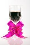 Regalo del vino foto de archivo libre de regalías