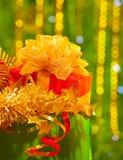 Regalo di Natale Immagini Stock Libere da Diritti