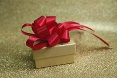 Regalo di Natale Immagini Stock