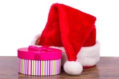Regalo para la gente del favorito del Año Nuevo Imágenes de archivo libres de regalías