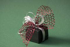regalo spostato 3D Fotografia Stock