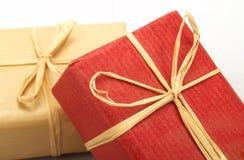 Regalos Fotos de archivo libres de regalías